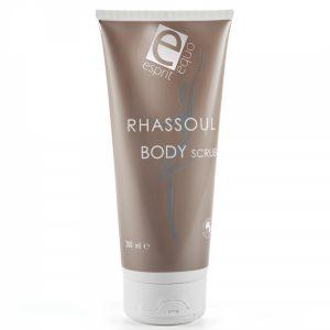Scrub esfoliante corpo Rhassoul (200ml)