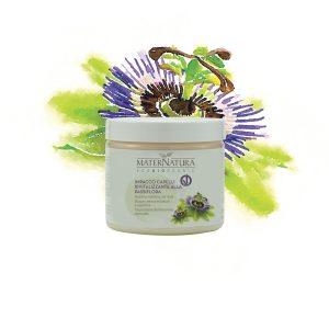 Impacco capelli rivitalizzante alla passiflora (200ml)