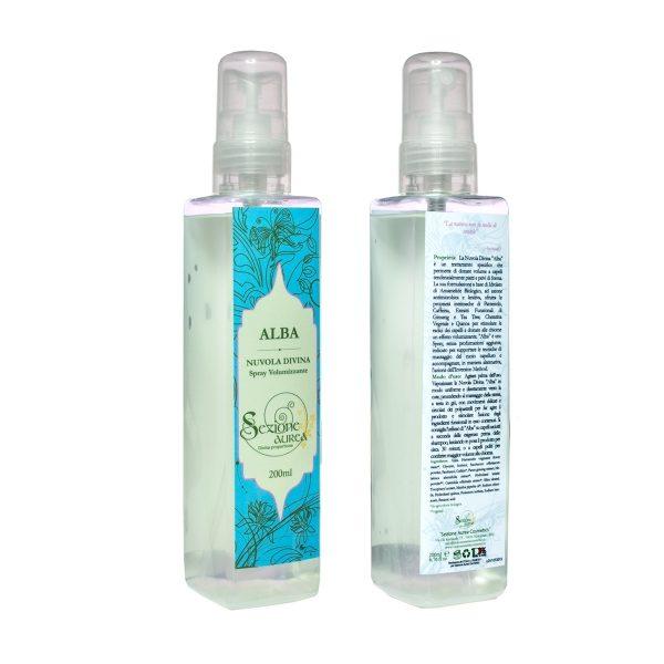 Spray volumizzante per capelli sottili o senza volume ALBA (200ml)