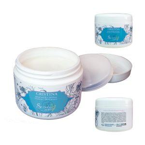 Maschera per capelli nutriente e ristrutturante CRISTINA (250ml)
