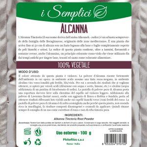 Alcanna Tonalizzante Viola (100gr)