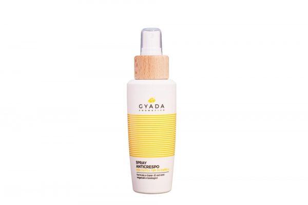 Spray Anticrespo per tutti i tipi di capelli (125ml)