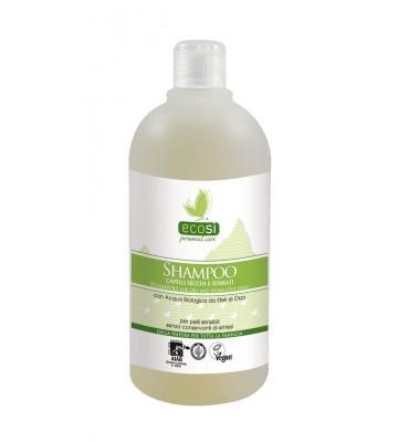 Shampoo capelli secchi e sfibrati (500ml)