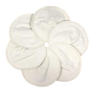 Coppette assorbilatte in cotone biologico (6pz)