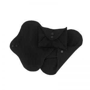 Salvaslip lavabili Black (3pz)