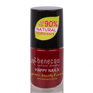 Smalto per unghie Cherry Red (5ml)
