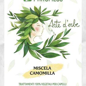 Miscela Camomilla riflesso biondo dorato (100gr)