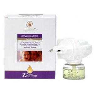 Diffusore elettrico ambiente zeta free (25 ml)