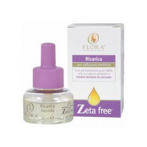 Ricarica ambiente per diffusore elettrico zetafree (25ml)