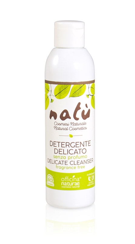 Detergente delicato senza profumo (200ml)