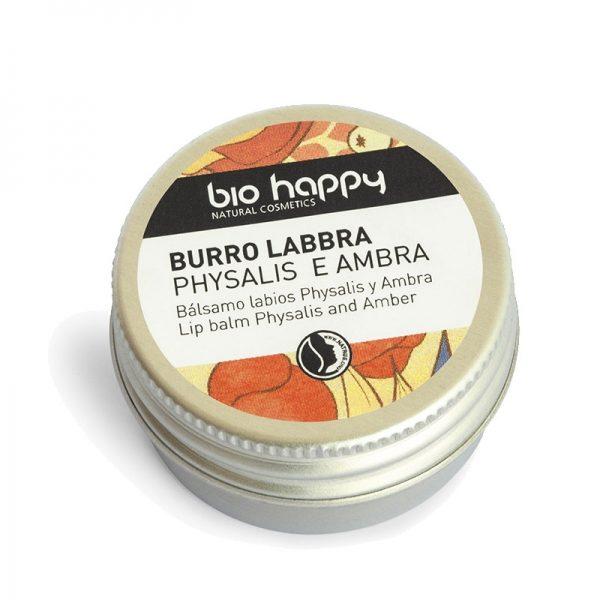 Burro labbra physalis e ambra (10ml)