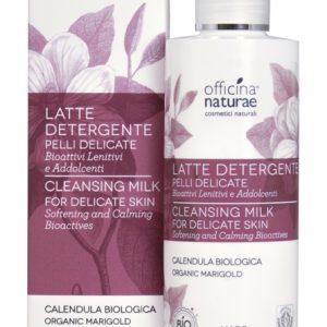 Latte detergente per pelli delicate (200ml)