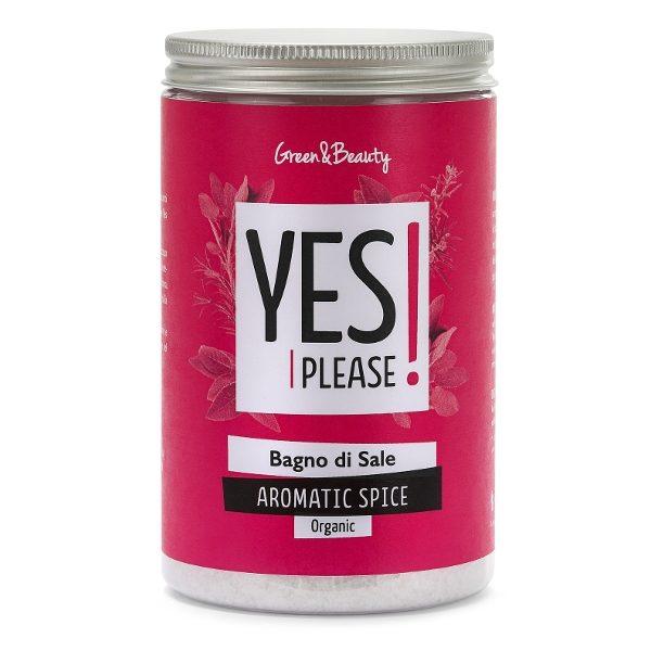 Bagno di sale Aromatic Spice drenante (440gr)