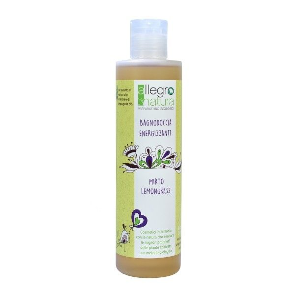 Bagnodoccia mirto e lemongrass (250ml)