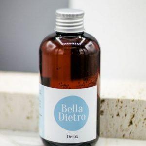 Olio corpo Bella Dietro Detox (200ml)