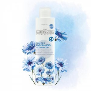 Shampoo Cute Sensibile al Fiordaliso (250ml)