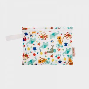 Wet bag Mini - Snack bag Circus