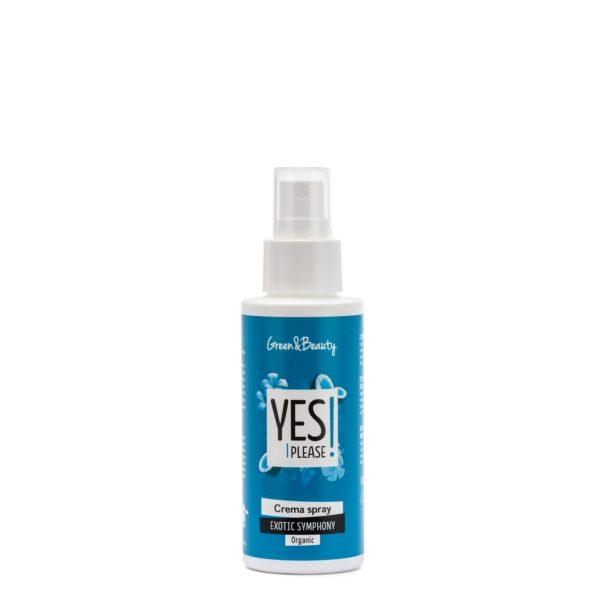 Crema spray purificante Exotic Simphony (100 ml)