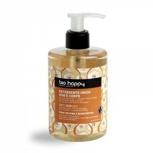 Detergente unico viso e corpo Pera volpina e biancospino (300ml)