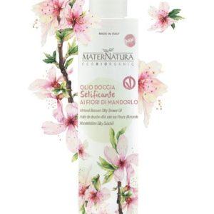 Olio doccia setificante ai fiori di mandorlo (250ml)