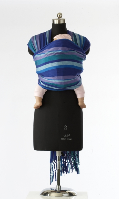 Wrap Baby Carrier Christiane (M)