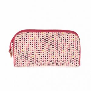 Toiletry bag - hearts
