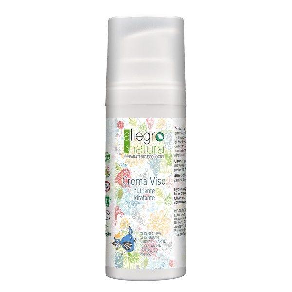 Crema viso idratante e nutriente (50ml)