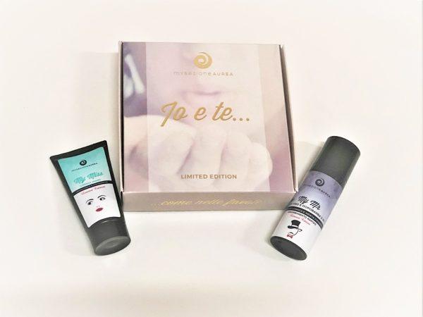 IO E TE Box limited edition (My Mr + My Miss)
