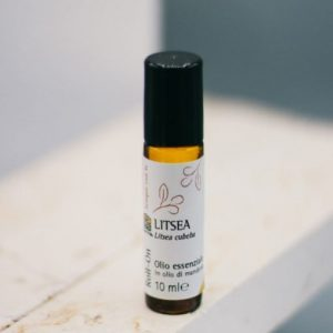 Roll on Litsea e Cerato (10ml)