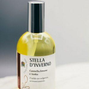 Profumo naturale Stella d'Inverno (115ml)