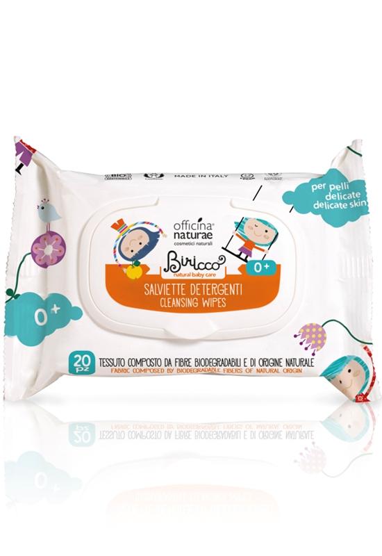 Salviette detergenti (20pz)