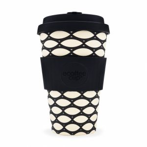 Basketcase - ecotazza in bambù da 400 ml