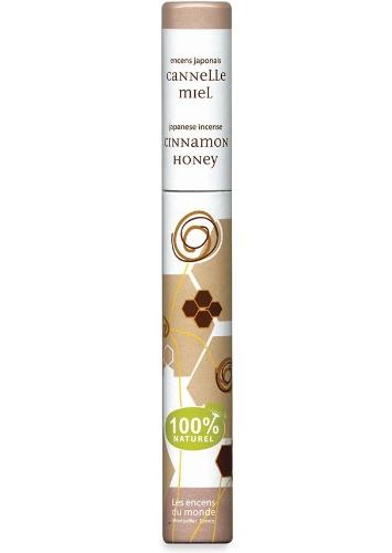 Incenso cannella e miele (30 stick)