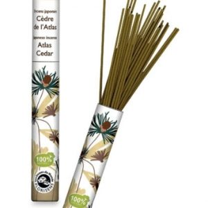 Incenso cedro atlante (30 stick)