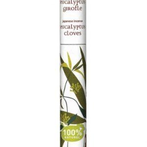 Incenso eucalipto e chiodi di garofano (30 stick)