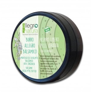 Burro balsamico bio (50ml)