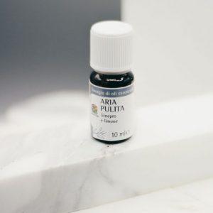 Miscela di olii essenziali Aria Pulita (10ml)