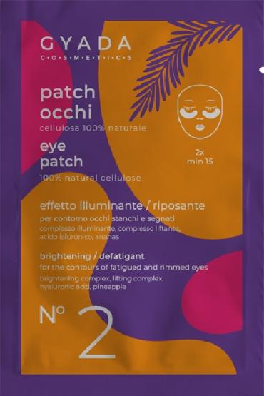 Patch Occhi n.2 - Illuminanti - Defaticanti