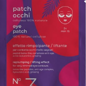 Patch Occhi n.3 - Rimpolpanti - Effetto Lifting