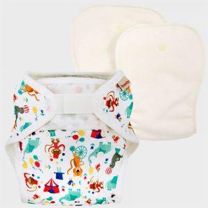 Pannolino Lavabile One Size Diaper Circus