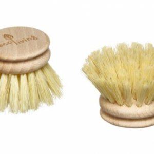 Testina di ricambio per spazzola per piatti