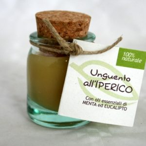 Unguento all'iperico (30ml)