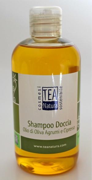 Shampoo Doccia Agrumi e Cipresso (200ml)