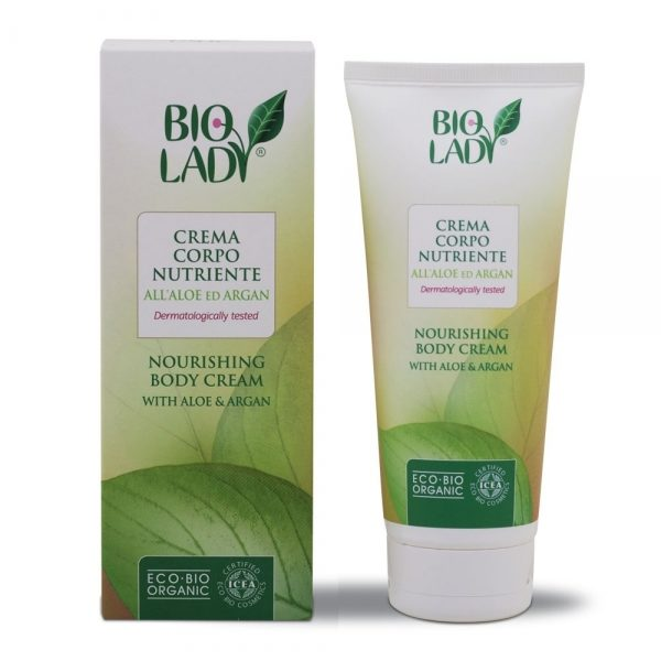 Crema corpo nutriente alla Aloe (200ml)