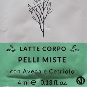 phitofilos lattecorpo pelli miste