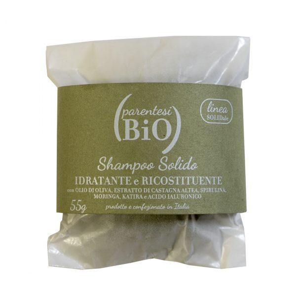 shampoo idratante ricostituente