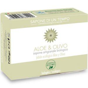 sapone Aloe e Olivo