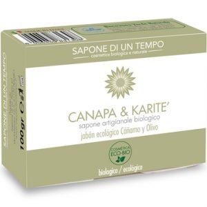 Sapone Canapa e Karitè