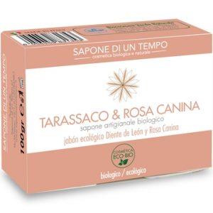 Sapone Tarassaco e Rosa Canina