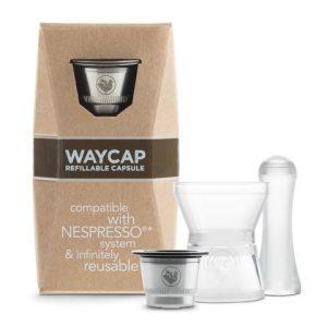 capsule riutilizzabili per caffé